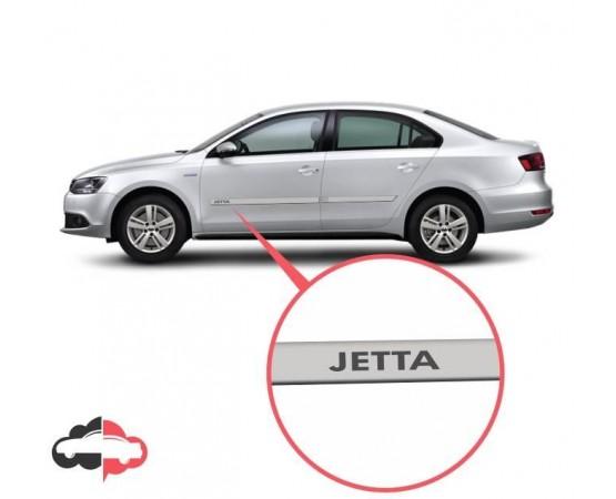 Friso Lateral Personalizado Volkswagen Jetta (Alfabetoauto) por alfabetoauto.com.br