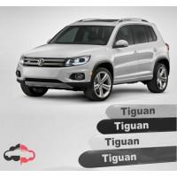 Friso Lateral Personalizado Volkswagen Tiguan
