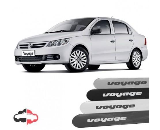 Friso Lateral Personalizado Volkswagen Voyage (Alfabetoauto) por alfabetoauto.com.br