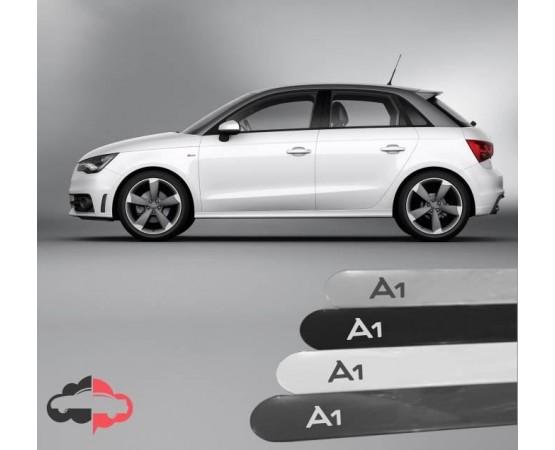 Friso Lateral Personalizado Audi A1