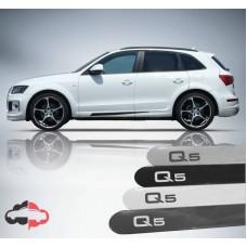 Friso Lateral Personalizado Audi Q5