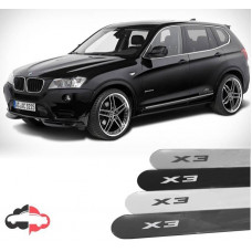 Friso Lateral Personalizado BMW X3