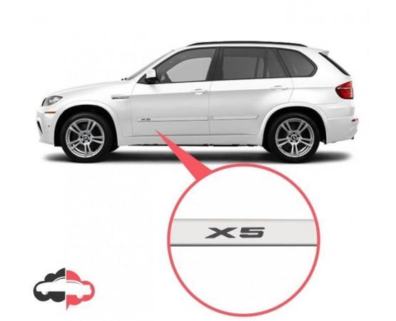 Friso Lateral Personalizado BMW X5