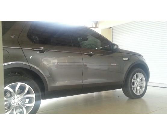 Friso Lateral Personalizado Land Rover Discovery 4 (Alfabetoauto) por alfabetoauto.com.br