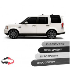 Friso Lateral Personalizado Land Rover Discovery 4