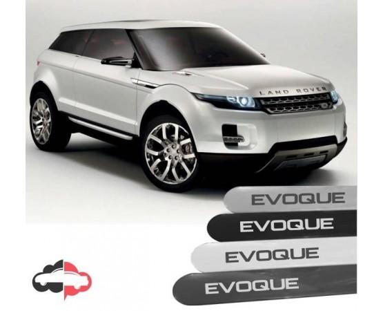 Friso Lateral Personalizado Land Rover Evoque