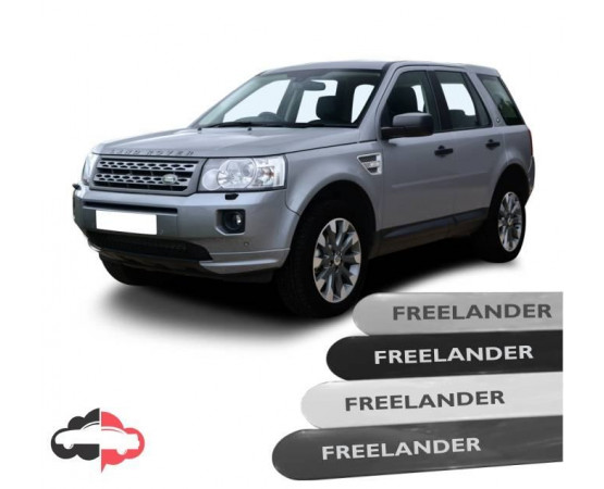 Friso Lateral Personalizado Land Rover Freelander 2