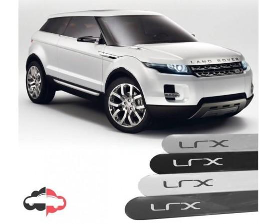 Friso Lateral Personalizado Land Rover Range Rover