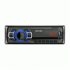 Som Automotivo New One Multilaser Mp3 Player 4X25W - P3318