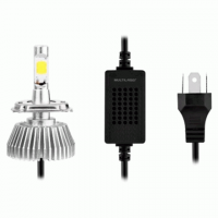Lampadas Automotiva Multilaser Super Led H11 12V 30W 6200K - AU828