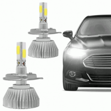 Lampadas Automotiva Multilaser Super Led H7 12V 30W 6200K - AU826