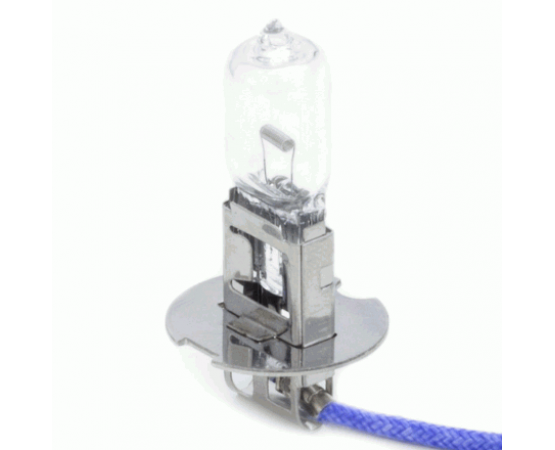 Lâmpada Automotiva Multilaser H3 - 12V - 55 Watts Comum - AU803 (MULTILASER) por alfabetoauto.com.br