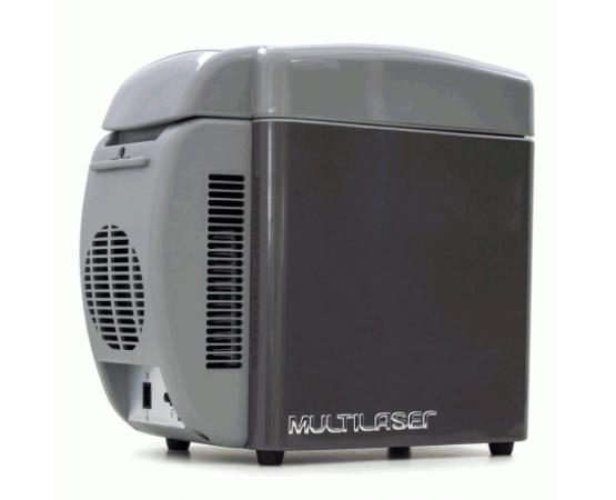 Mini Geladeira Cooler Multilaser Automotivo 7 litros 12V - TV008