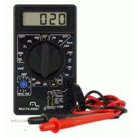 Multimetro Digital Multiuso para Medições Elétricas Multilaser AU325