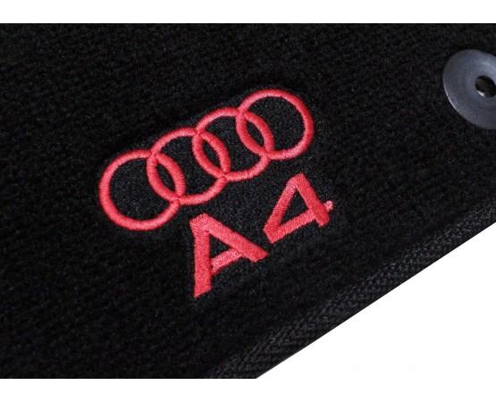 Tapete Audi A4 Luxo (Alfabetoauto) por alfabetoauto.com.br