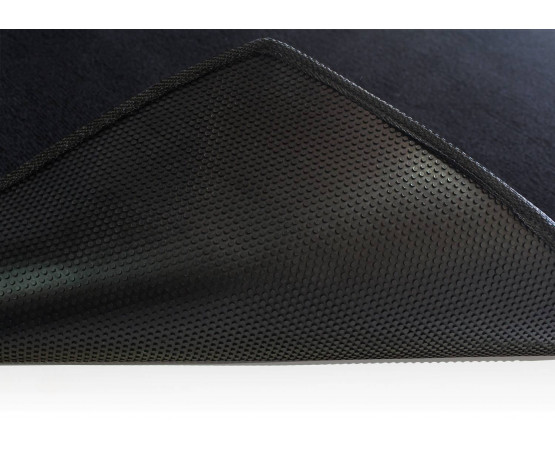 Tapete do Porta Malas Audi A4 A Partir de 2016 Preto Luxo