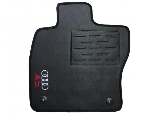 Tapete Audi A3 Borracha (Alfabetoauto) por alfabetoauto.com.br