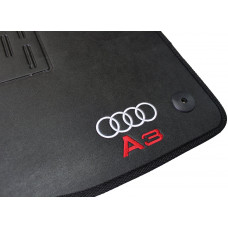 Tapete Audi A3 Sedan Borracha