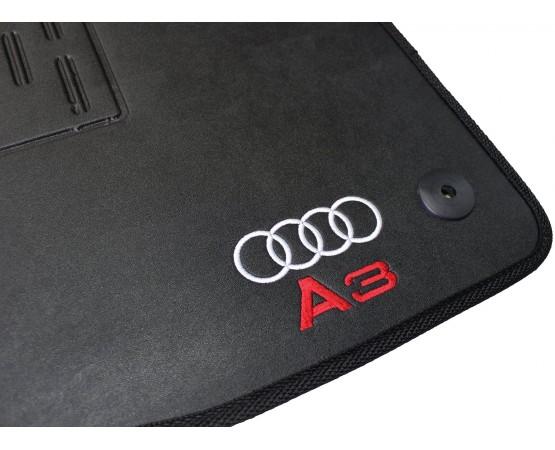 Tapete Audi A3 Sedan Borracha (Alfabetoauto) por alfabetoauto.com.br