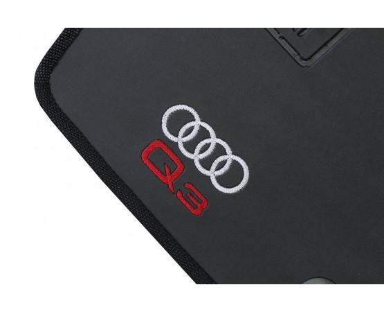 Tapete Audi Q3 Borracha (Alfabetoauto) por alfabetoauto.com.br
