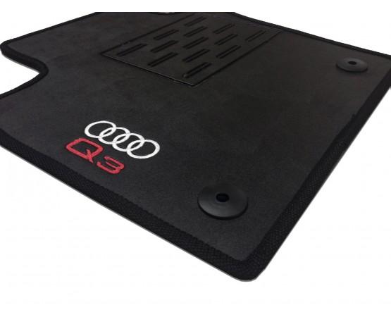 Tapete Audi Q3 Traseiro Inteiriço Borracha (Alfabetoauto) por alfabetoauto.com.br