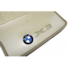 Tapete BMW X3 Borracha