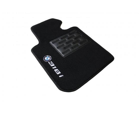 Tapete BMW 318i Luxo (Alfabetoauto) por alfabetoauto.com.br