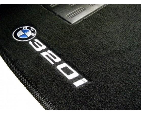 Tapete BMW 320i Luxo (Alfabetoauto) por alfabetoauto.com.br