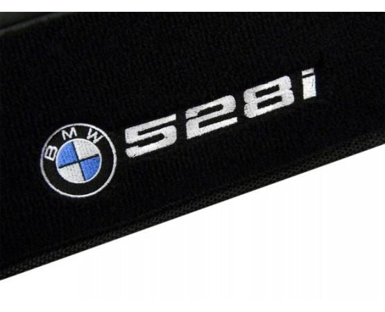 Tapete BMW 528i Luxo (Alfabetoauto) por alfabetoauto.com.br