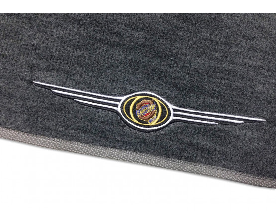 Tapete Chrysler Grand Caravan Luxo (Alfabetoauto) por alfabetoauto.com.br
