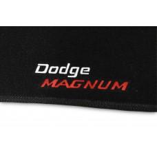 Tapete Dodge Magnum Traseiro Inteiriço Luxo