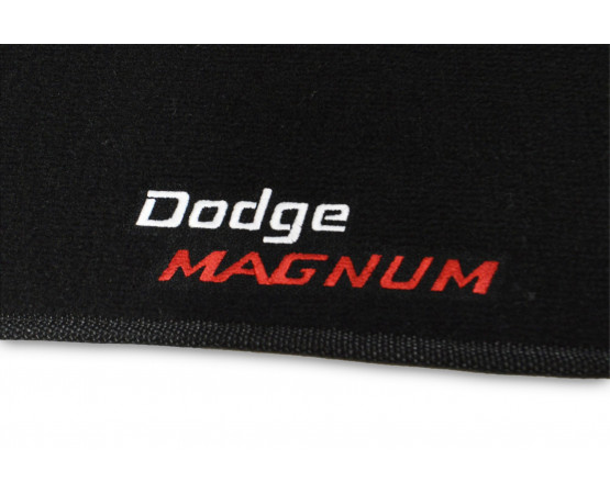 Tapete Dodge Magnum Traseiro Inteiriço Luxo (Alfabetoauto) por alfabetoauto.com.br