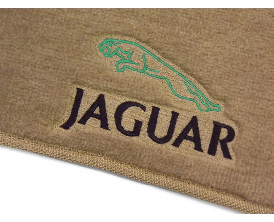 Tapete Jaguar S-Type Luxo (Alfabetoauto) por alfabetoauto.com.br