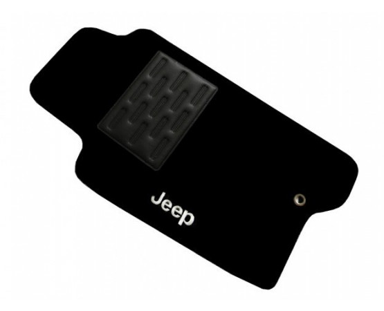 Tapete Jeep Cherokee Antigo Luxo (Alfabetoauto) por alfabetoauto.com.br