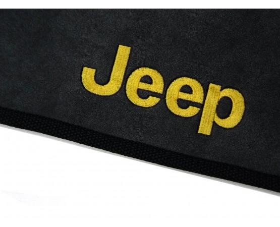 Tapete Jeep Cherokee Sport 972001 Borracha (Alfabetoauto) por alfabetoauto.com.br