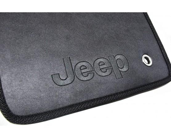 Tapete Jeep Cherokee Sport 2015 Borracha (Alfabetoauto) por alfabetoauto.com.br