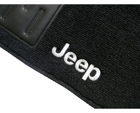 Tapete Jeep Grand Cherokee 2014 Luxo (Alfabetoauto) por alfabetoauto.com.br
