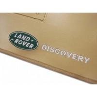 Tapete Land Rover Discovery 3 7 Lugares Traseiro Inteiriço Borracha
