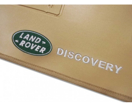 Tapete Land Rover Discovery 3 7 Lugares Traseiro Inteiriço Borracha (Alfabetoauto) por alfabetoauto.com.br