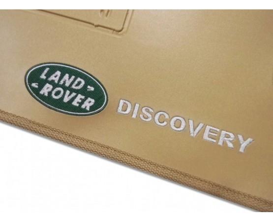 Tapete Land Rover Discovery 4 Traseiro Inteiriço Borracha (Alfabetoauto) por alfabetoauto.com.br