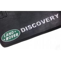 Tapete Land Rover Discovery 3 Traseiro Inteiriço Borracha