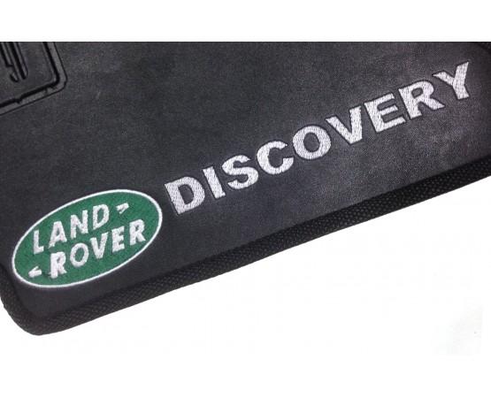 Tapete Land Rover Discovery 3 Traseiro Inteiriço Borracha (Alfabetoauto) por alfabetoauto.com.br
