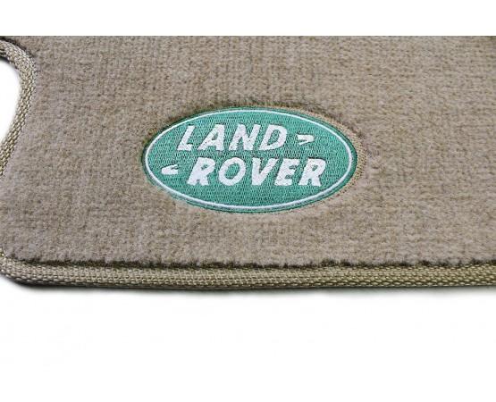 Tapete Land Rover Freelander 2 Luxo (Alfabetoauto) por alfabetoauto.com.br
