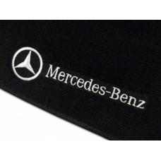 Tapete Mercedes Benz Classe C200 Traseiro Inteiriço Luxo