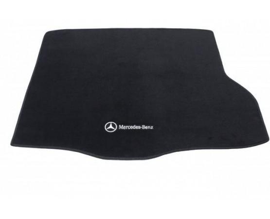 Tapete Porta Malas Mercedes Benz Classe CLA Luxo (Alfabetoauto) por alfabetoauto.com.br