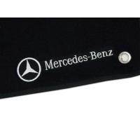 Tapete Mercedes Benz Classe C 2001 À 2007 Luxo