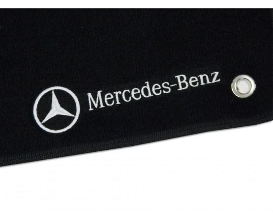 Tapete Mercedes Benz Classe C 2001 À 2007 Luxo (Alfabetoauto) por alfabetoauto.com.br
