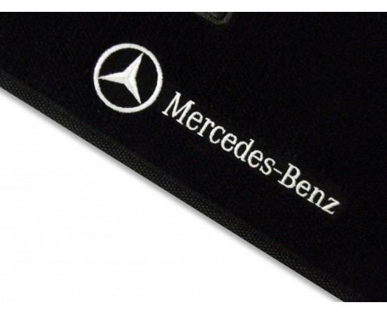 Tapete Mercedes Benz Classe C W201 Luxo (Alfabetoauto) por alfabetoauto.com.br