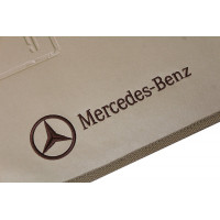 Tapete Mercedes Benz Classe C 180 Borracha