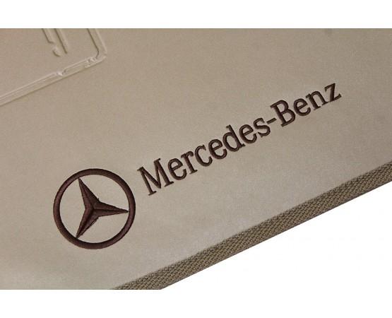Tapete Mercedes Benz Classe C 180 Borracha (Alfabetoauto) por alfabetoauto.com.br